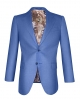 Suit Avenue Slim Fit Light Blue Blazer
