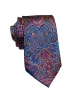 Silk Multi Color Tie